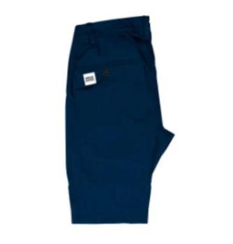 Shorts chino nacka bleu navy
