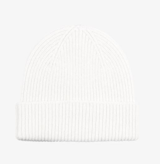 Bonnet Laine Merinos Optical White