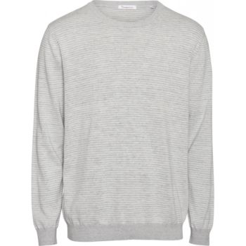 Sweat-shirt tencel gris