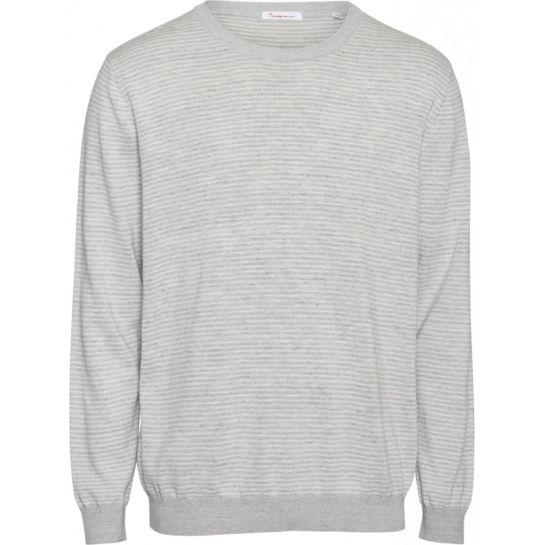Sweat-Shirt Tencel Gris