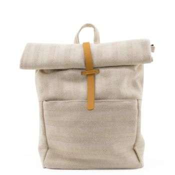 Herb backpack linen