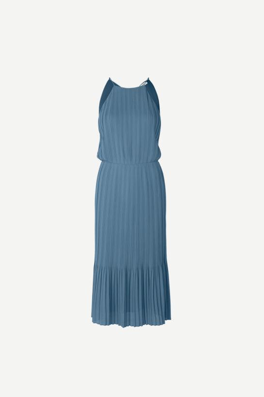 Robe Mi-Longue Myllow Bleu Mirage