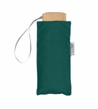 Mini parapluie vert – micro & solide – gustave