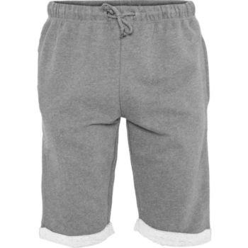 Short taek jogging gris