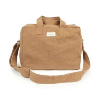 Ciy bag bandoulliere sauval tobacco