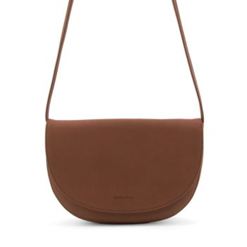 Soma half moon bag chestnut