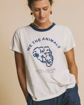 Tee-shirt we the animals