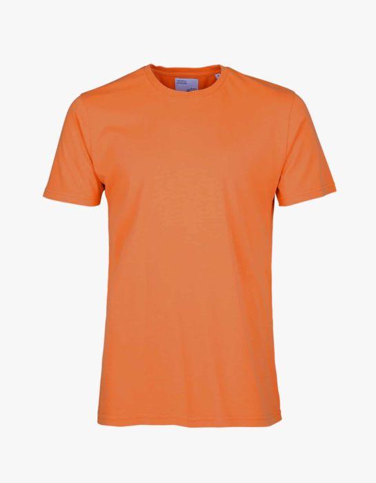Tee Shirt Burned Orange