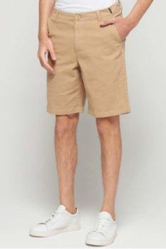 Shorts chino khaki