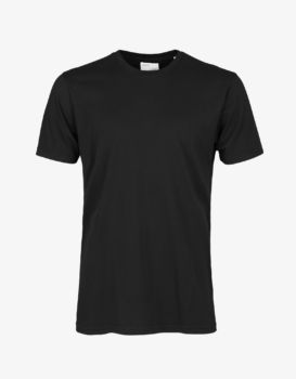 Tee shirt deep black