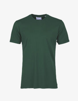 Tee shirt emerald green