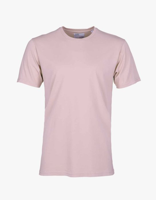 Tee Shirt Faded Pink