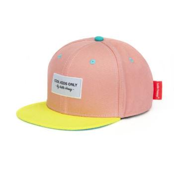 Casquette mini pink 3-6ans (52 cm)