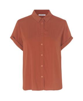 Chemise à manches courtes majan picante
