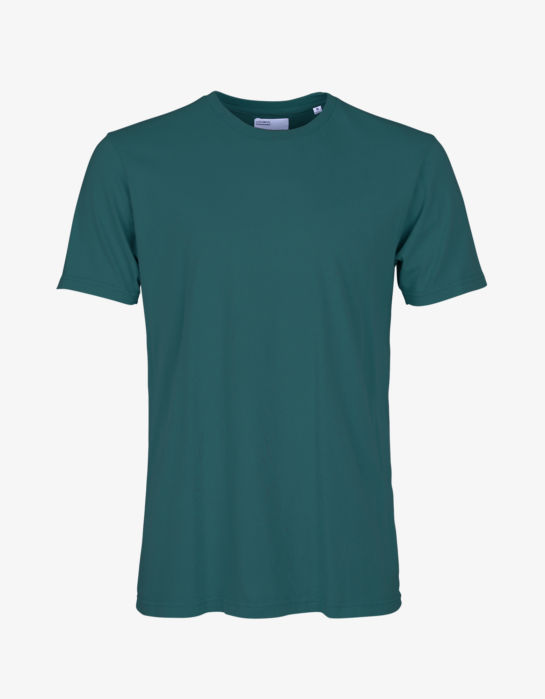 Tee Shirt Ocean Green