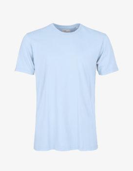Tee shirt polar blue
