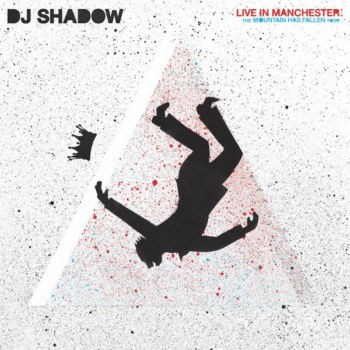 Dj shadow live in manchester