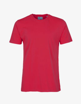 T shirt scarlet red