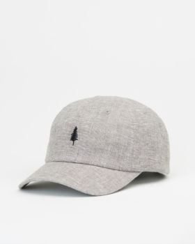 Casquette logo ten tree grise