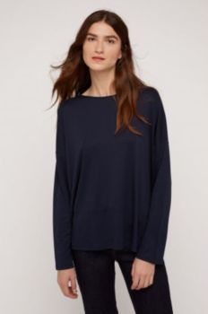 Top manches longues leighton navy