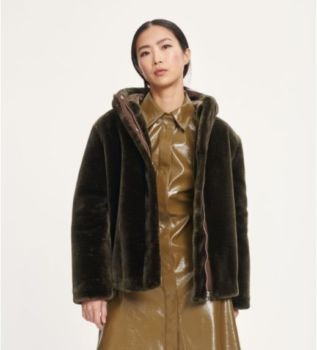 Manteau sabal 12855 olive