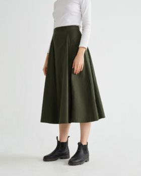 Jupe rati - green taille xs