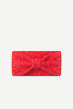 Headband nor - fiery red