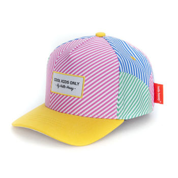 Casquette mini stripes 2-5 a (48cm)