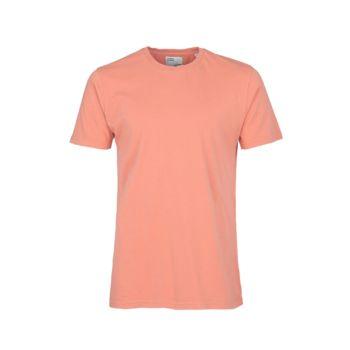 Tee shirt bright coral