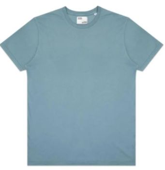 Tee shirt powder blue
