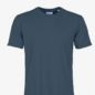 TEE SHIRT PETROL BLUE