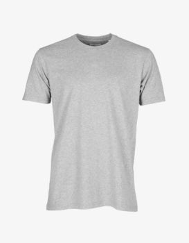 Tee shirt heather grey