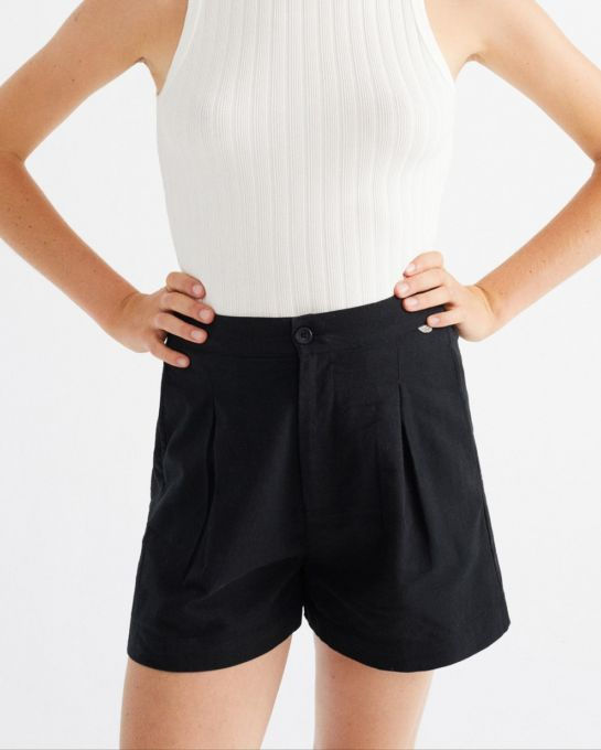SHORT « NARCISO » NOIR