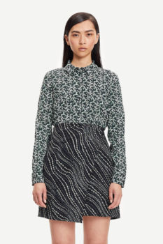 Chemise milly - winter ivy
