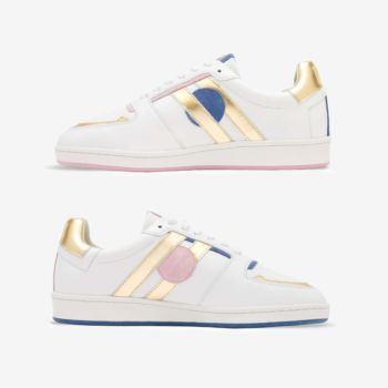 Sneakers disco gold caval